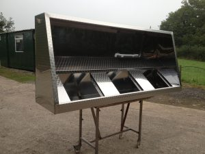 Francis catering solutions stainless steel canopy